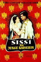 Sissi - Die junge Kaiserin - German Movie Poster (xs thumbnail)