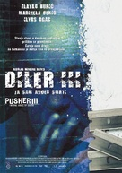 Pusher 3 - Croatian Movie Poster (xs thumbnail)