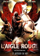 Águila roja, la película - French DVD movie cover (xs thumbnail)