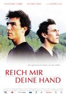 Donne-moi la main - German Movie Poster (xs thumbnail)