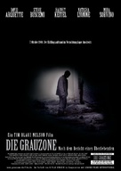The Grey Zone - German Movie Poster (xs thumbnail)