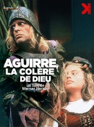 Aguirre, der Zorn Gottes - French DVD movie cover (xs thumbnail)