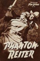 The Phantom Empire - German poster (xs thumbnail)
