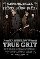 True Grit - Movie Poster (xs thumbnail)