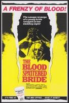 La novia ensangrentada - Movie Poster (xs thumbnail)