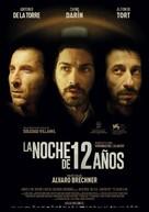 La noche de 12 años - Argentinian Movie Poster (xs thumbnail)