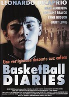 The Basketball Diaries - French DVD cover (xs thumbnail)