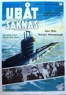 Morning Departure - Swedish Movie Poster (xs thumbnail)