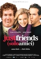 Just Friends - Italian Movie Poster (xs thumbnail)