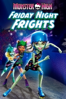 Monster High: Friday Night Frights - DVD movie cover (xs thumbnail)