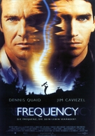 Frequency - German Movie Poster (xs thumbnail)