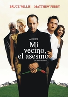 The Whole Nine Yards - Argentinian DVD movie cover (xs thumbnail)