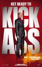Kick-Ass - German Movie Poster (xs thumbnail)