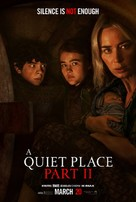 A Quiet Place: Part II - Movie Poster (xs thumbnail)