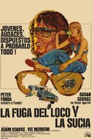 Dirty Mary Crazy Larry - Argentinian Theatrical movie poster (xs thumbnail)