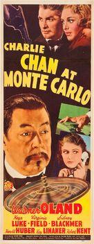 Charlie Chan at Monte Carlo - Movie Poster (xs thumbnail)