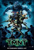 TMNT - British Movie Poster (xs thumbnail)