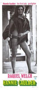 Hannie Caulder - Australian Movie Poster (xs thumbnail)
