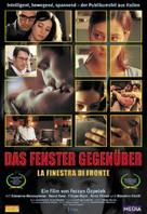 La finestra di fronte - German Movie Poster (xs thumbnail)