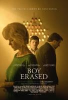 Boy Erased - British Movie Poster (xs thumbnail)