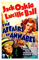 The Affairs of Annabel - Movie Poster (xs thumbnail)