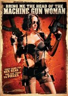 Tráiganme la cabeza de la mujer metralleta - DVD cover (xs thumbnail)