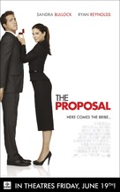 The Proposal - Canadian Movie Poster (xs thumbnail)