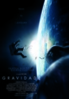 Gravity - Portuguese Movie Poster (xs thumbnail)
