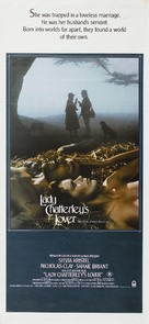 Lady Chatterley's Lover - Australian Movie Poster (xs thumbnail)