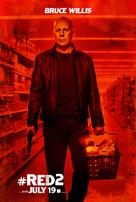 RED 2 - Movie Poster (xs thumbnail)