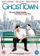 Ghost Town - British DVD movie cover (xs thumbnail)