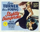 Slightly Dangerous - Theatrical poster (xs thumbnail)