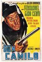 Le Petit monde de Don Camillo - Argentinian Movie Poster (xs thumbnail)