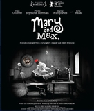 Mary and Max - Blu-Ray cover (xs thumbnail)