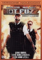 Hot Fuzz - Italian Movie Cover (xs thumbnail)