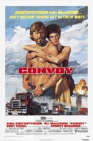 Convoy - Theatrical movie poster (xs thumbnail)