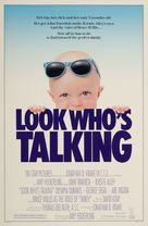 Look Who's Talking - Movie Poster (xs thumbnail)