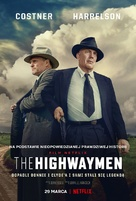 The Highwaymen - Polish Movie Poster (xs thumbnail)