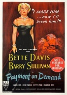 Payment on Demand - Australian Movie Poster (xs thumbnail)
