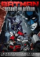 Batman: Assault on Arkham - DVD movie cover (xs thumbnail)