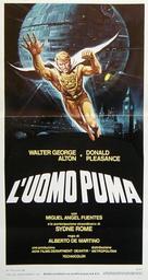 Uomo puma, L' - Italian Movie Poster (xs thumbnail)