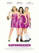 Supervoksen - Danish Movie Poster (xs thumbnail)