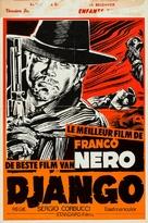 Django - Belgian Movie Poster (xs thumbnail)
