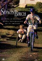 Simon Birch - Spanish Movie Poster (xs thumbnail)