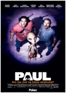 Paul - Slovak Movie Poster (xs thumbnail)
