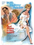 Boy, Did I Get a Wrong Number! - French Movie Poster (xs thumbnail)