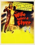 The Wife Takes a Flyer - Key art (xs thumbnail)