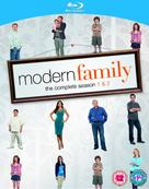 """Modern Family"" - British Blu-Ray movie cover (xs thumbnail)"
