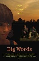 Big Words - Movie Poster (xs thumbnail)