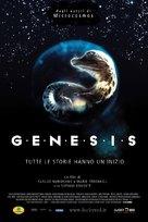 Genesis - Italian Movie Poster (xs thumbnail)